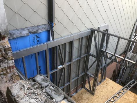 A5 Aanbouw Quicksteel Blankenberge