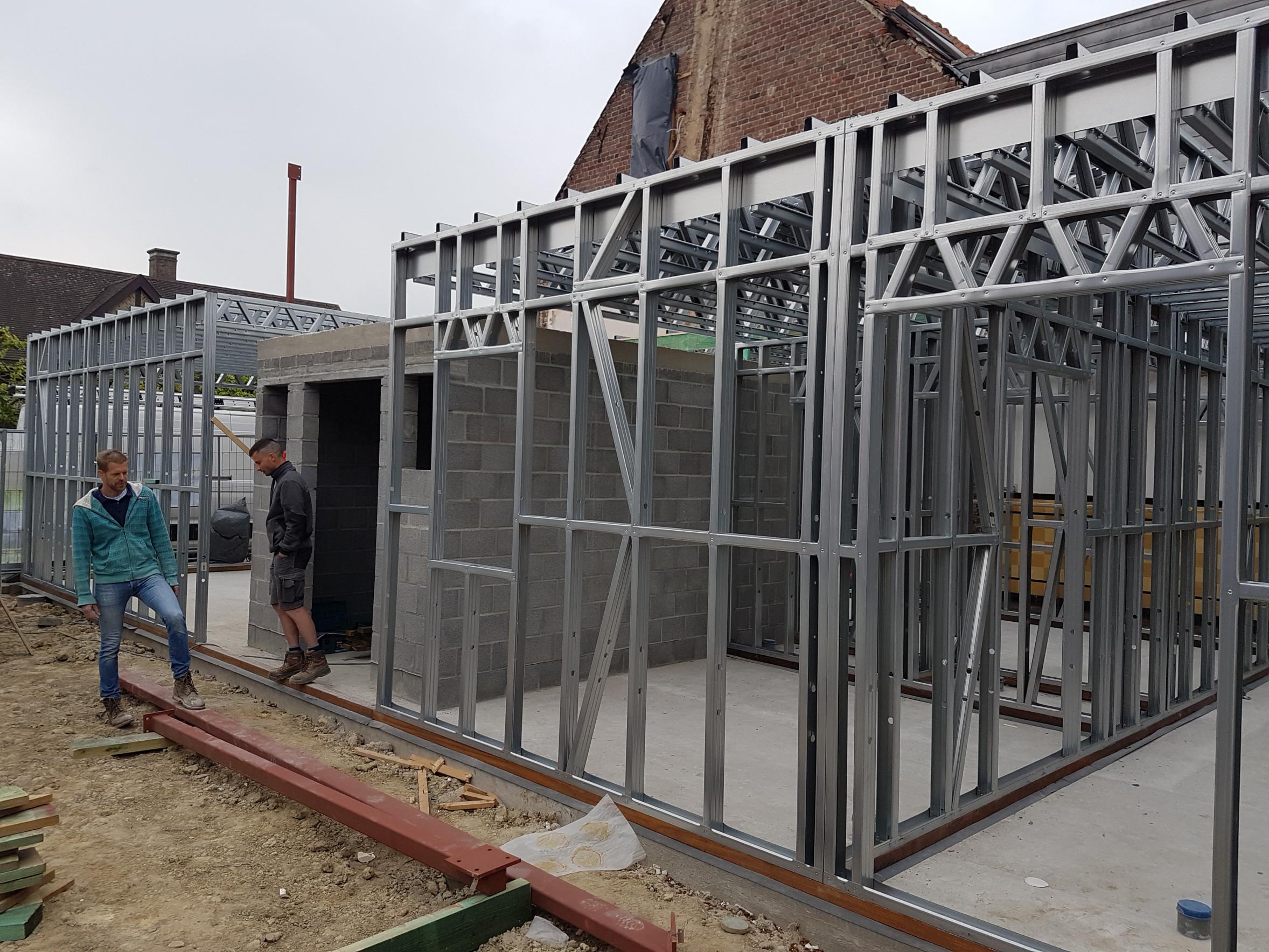 A1 Bakkerij Thomas steelframe