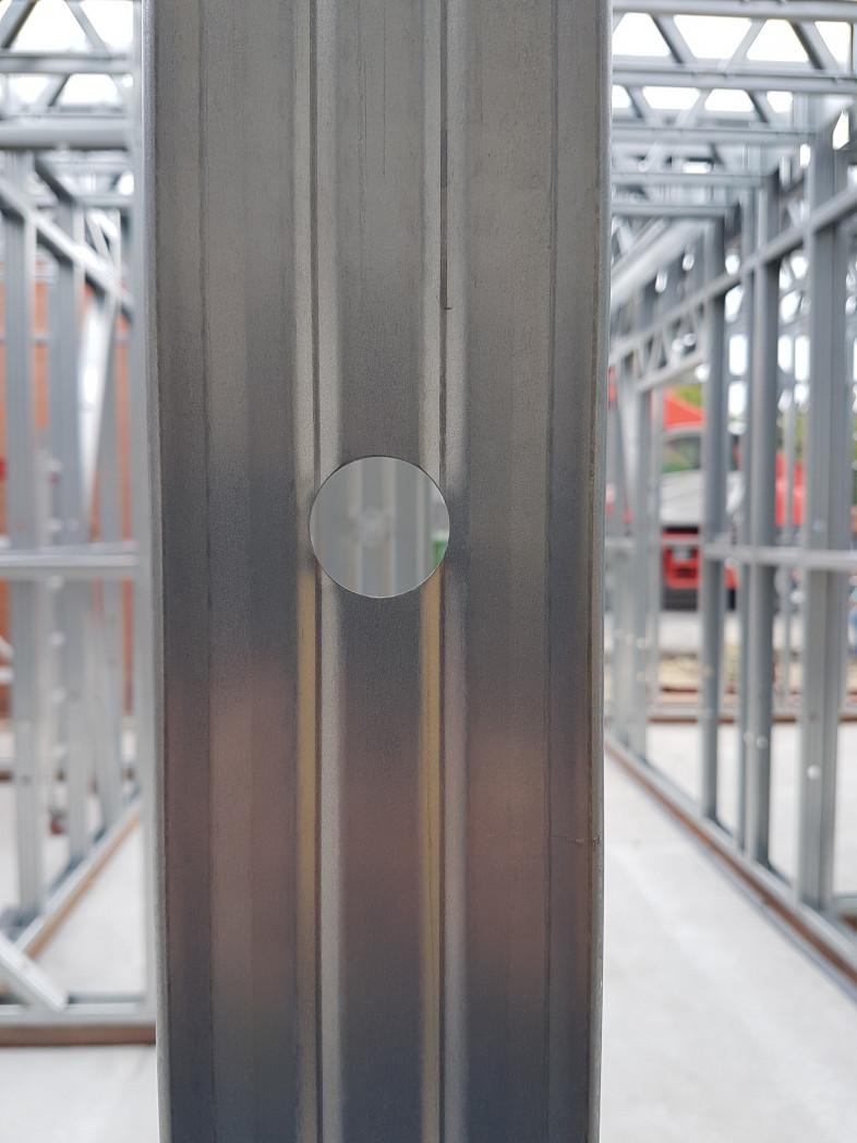 A2 Bakkerij Thomas steelframe