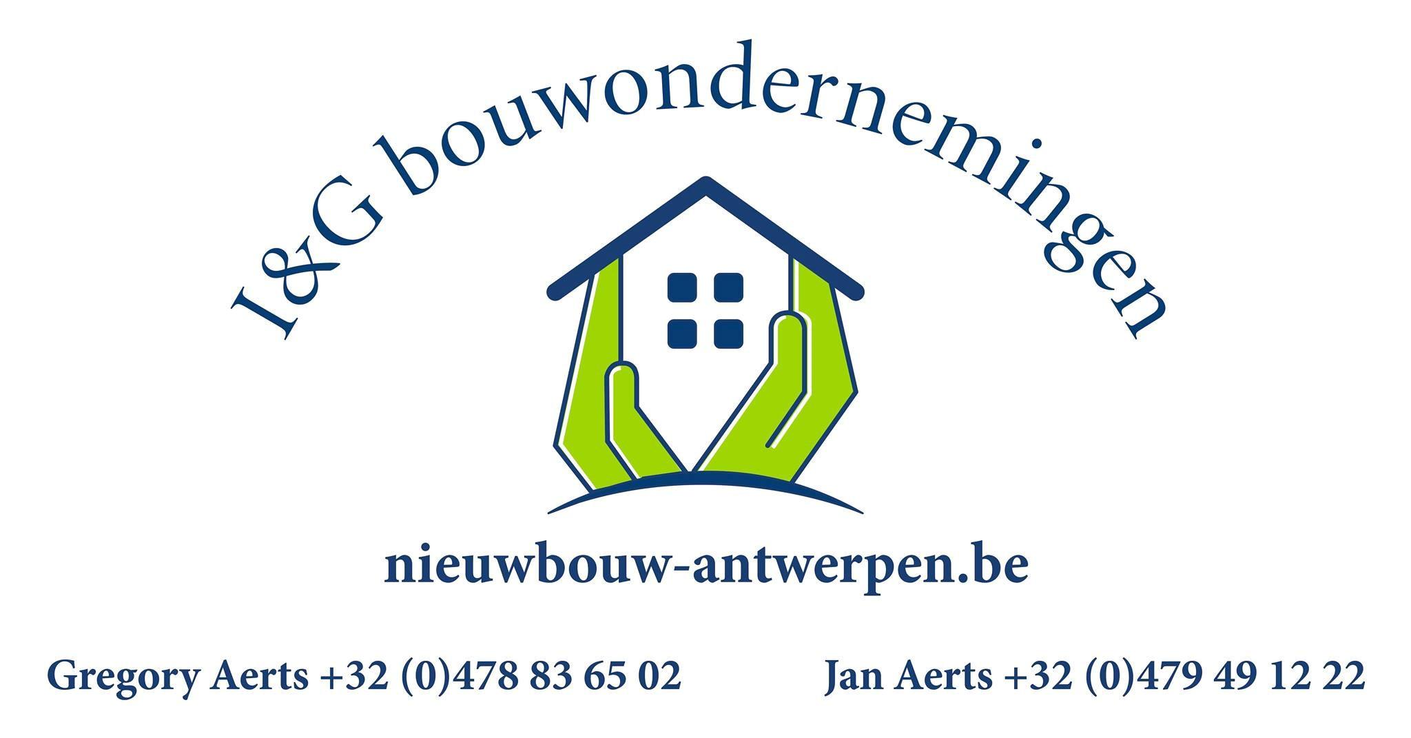 logo I&G Bouwonderneming