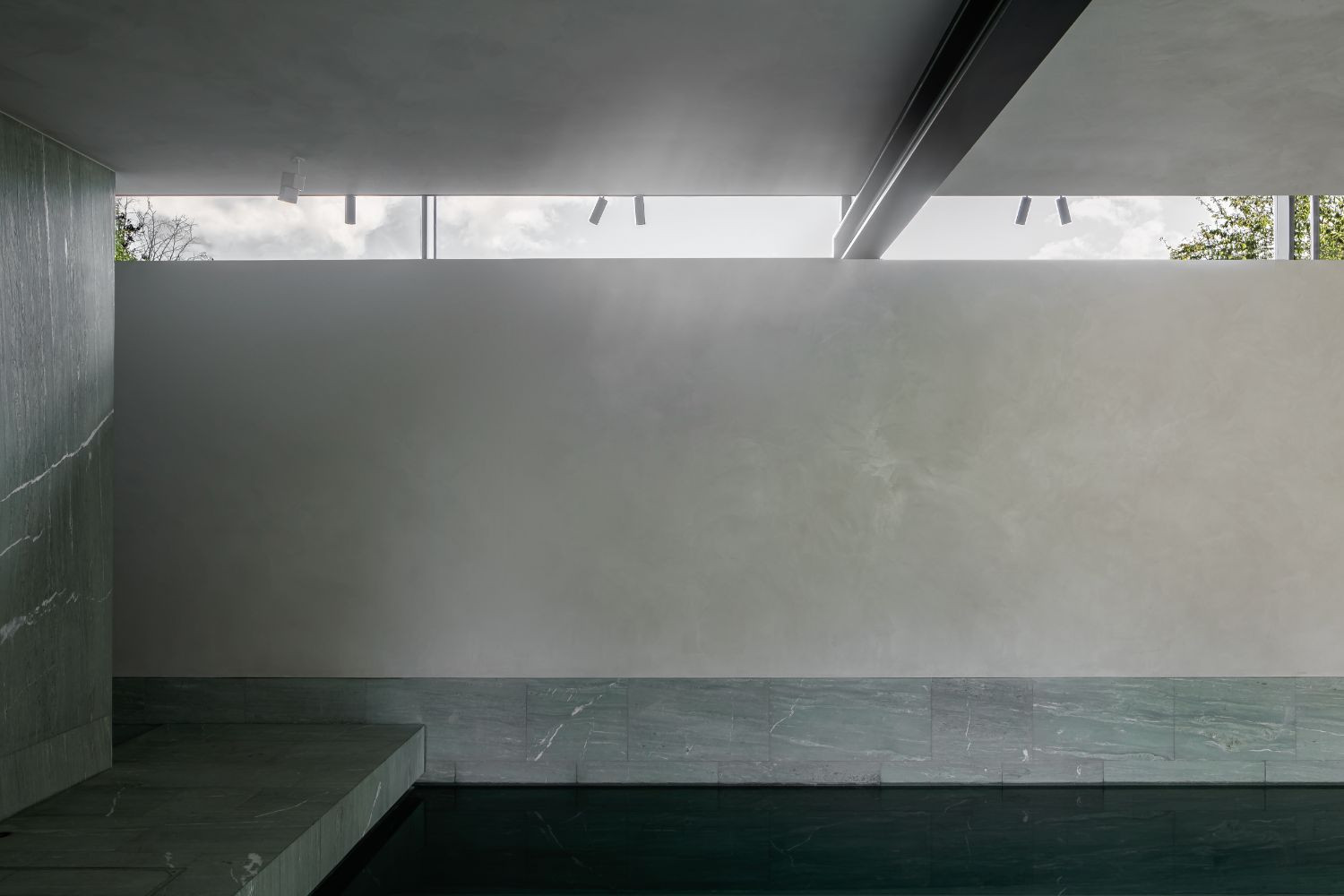 Rietveldprojects - House MP - Indoor swimminpool - Pic by Cafeïne 1