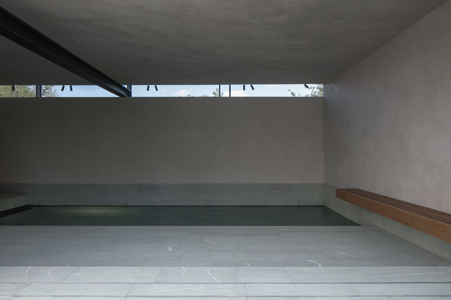 Rietveldprojects - House MP - Indoor swimminpool - Pic by Cafeïne 4