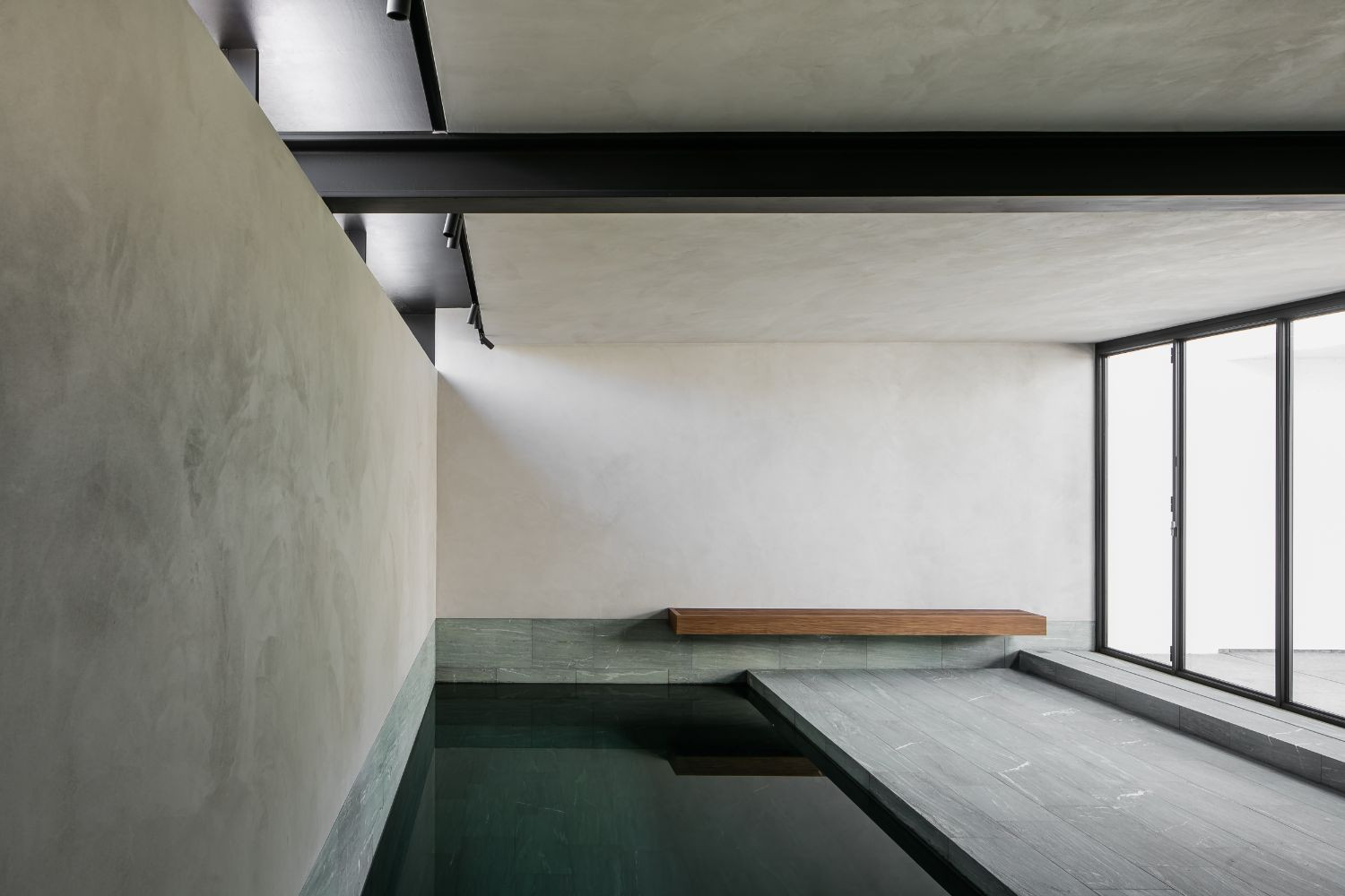 Rietveldprojects - House MP - Indoor swimminpool - Pic by Cafeïne 6