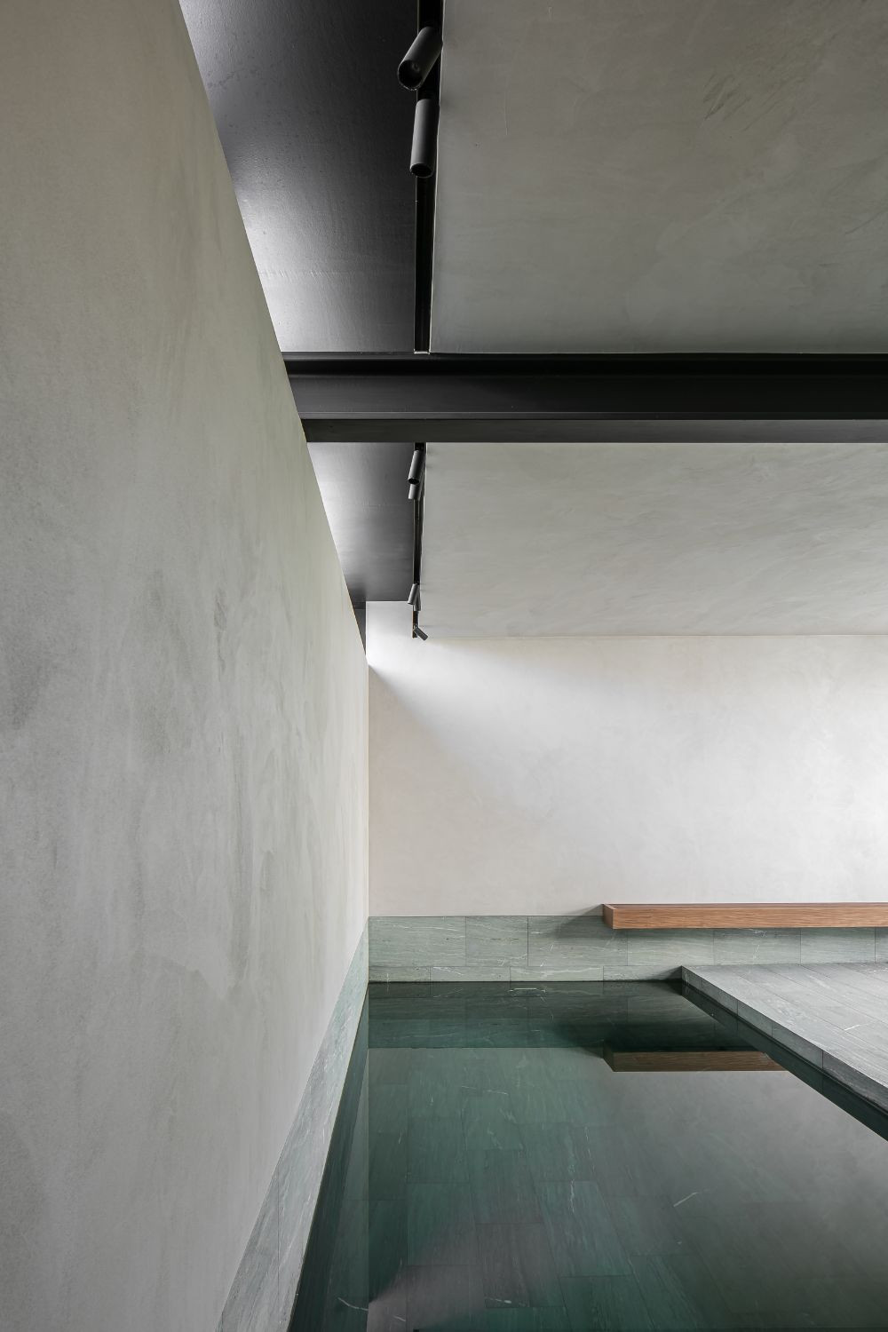 Rietveldprojects - House MP - Indoor swimminpool - Pic by Cafeïne 8
