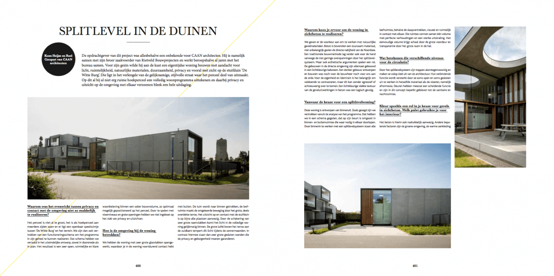 Belgisch wonen - Rietveldprojects 1