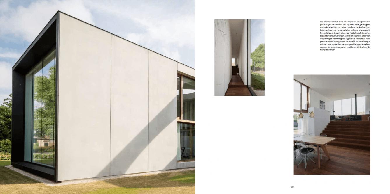 Belgisch wonen - Rietveldprojects 2