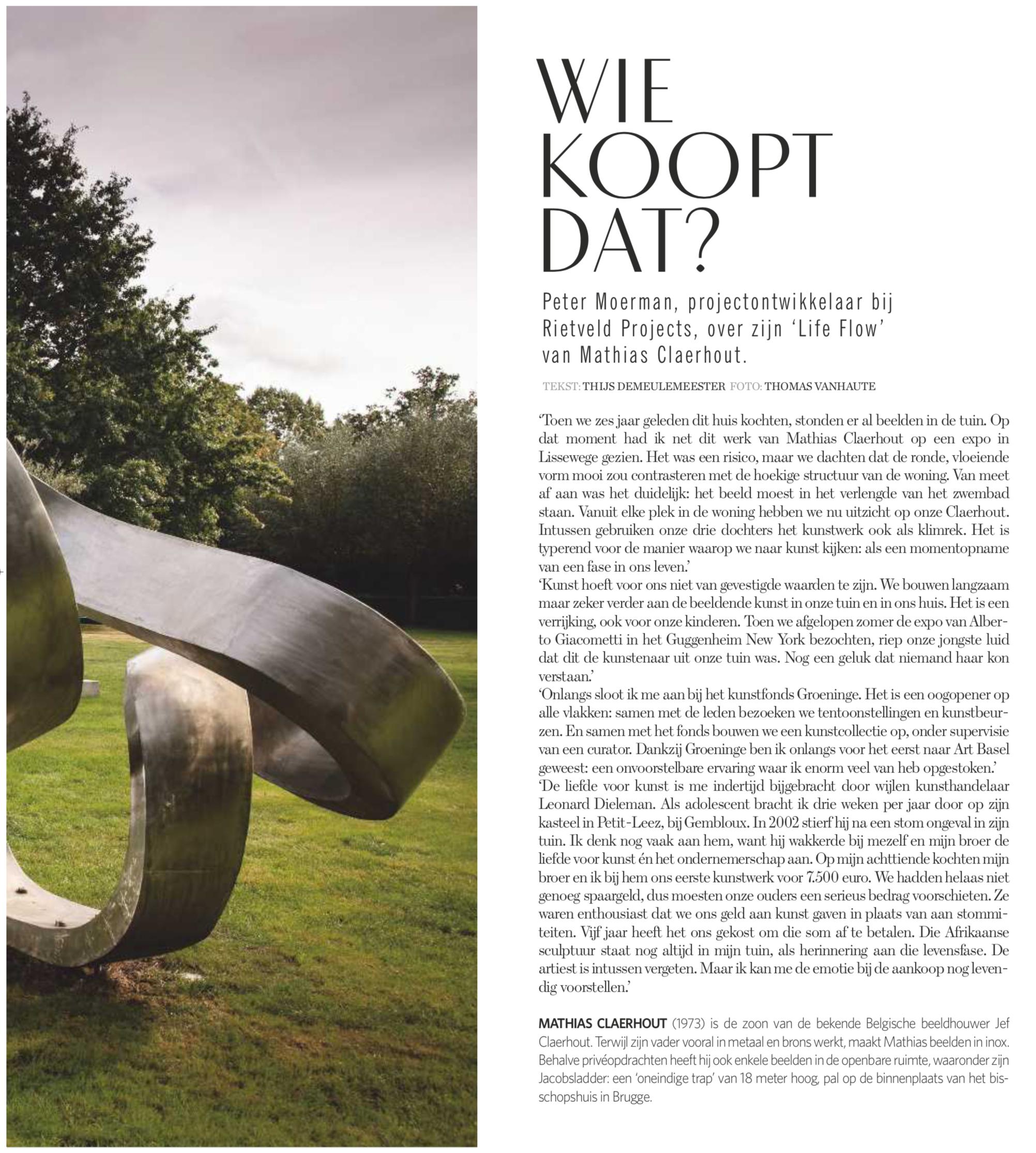 Sabato Magazine - Wie koopt dat - Peter M. 3