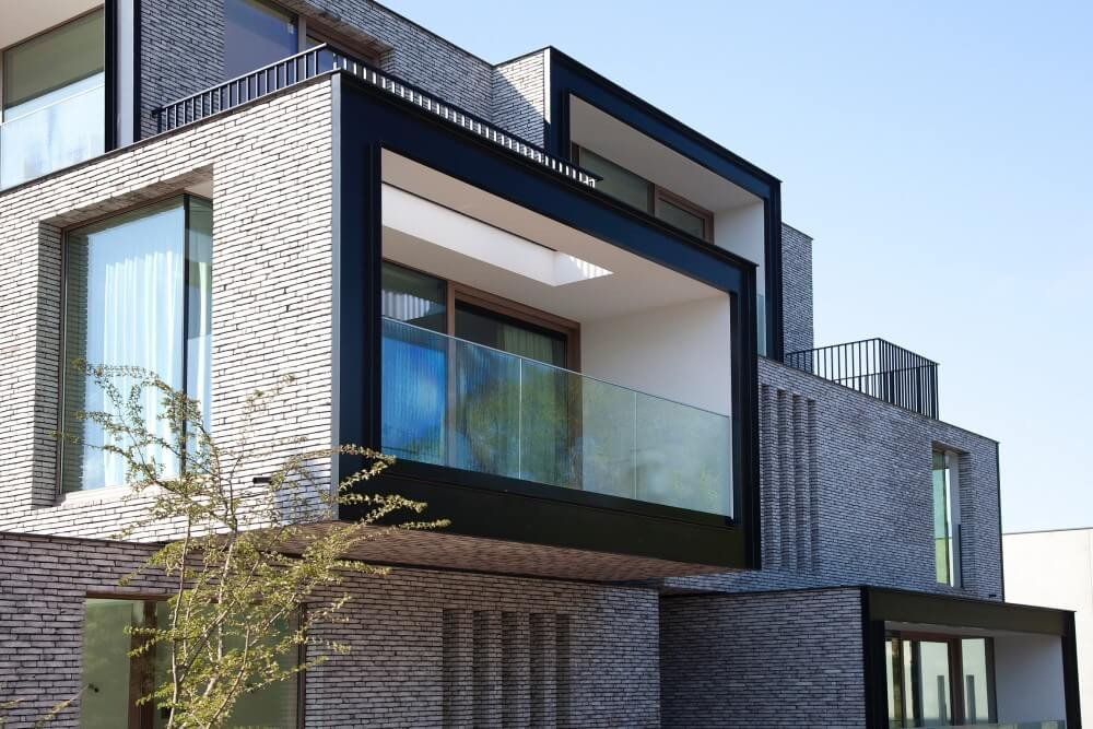 Lauréat du prix d'architecture de 2 ans