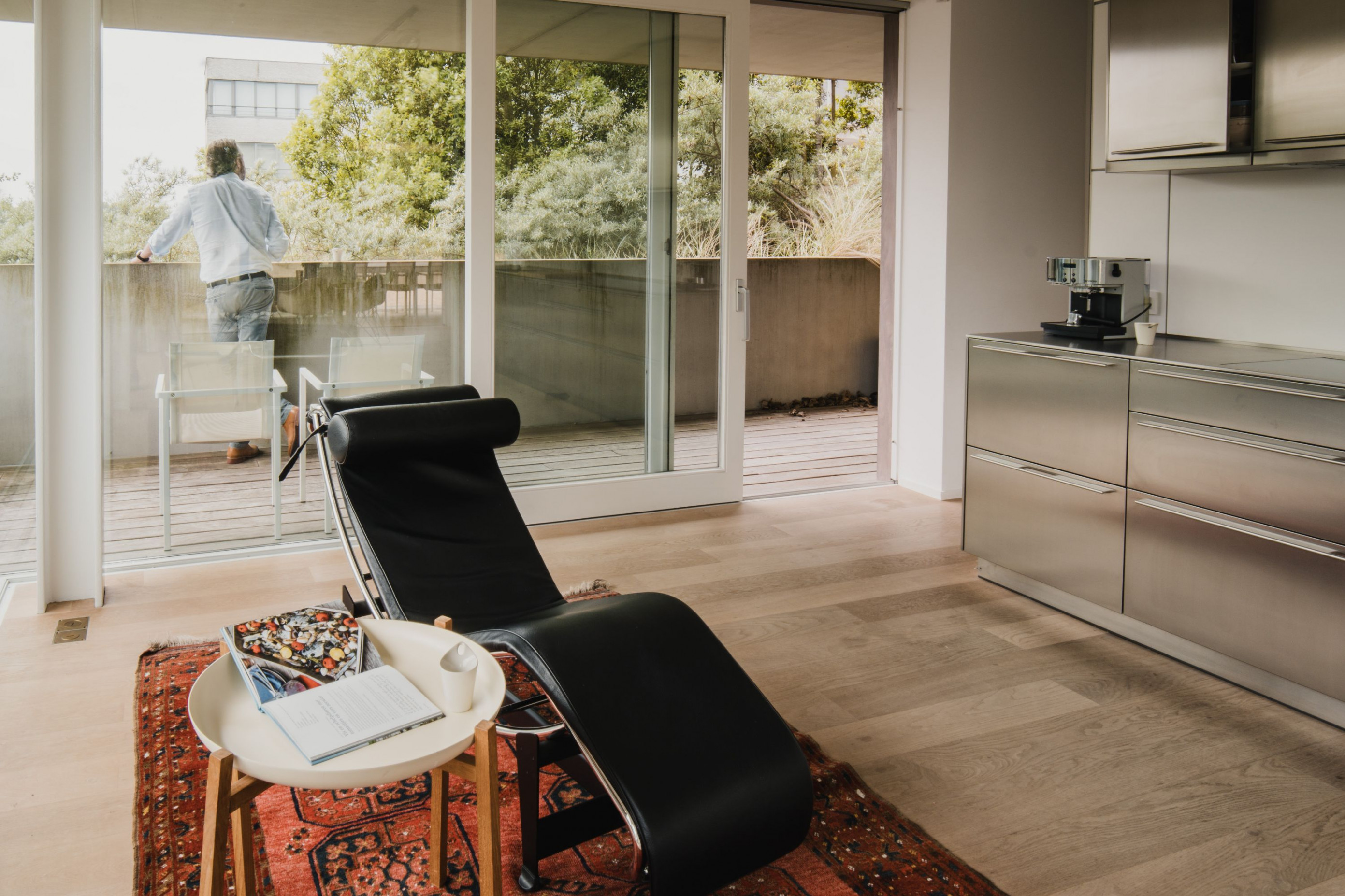 Duinappartement - Arne Jacobsen - Pic by Dayo Clinckspoor1