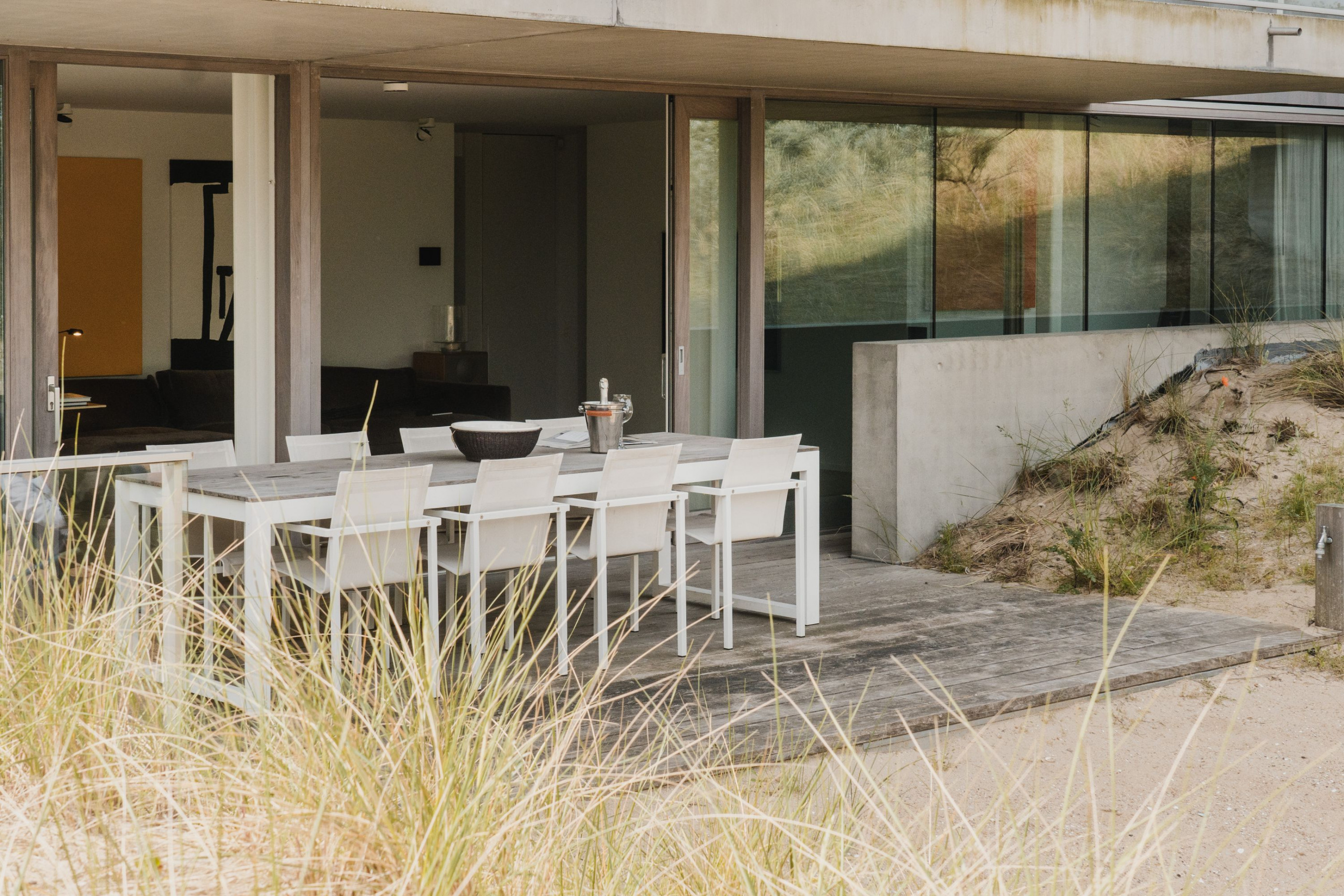 Duinappartement - Arne Jacobsen - Pic by Dayo Clinckspoor26