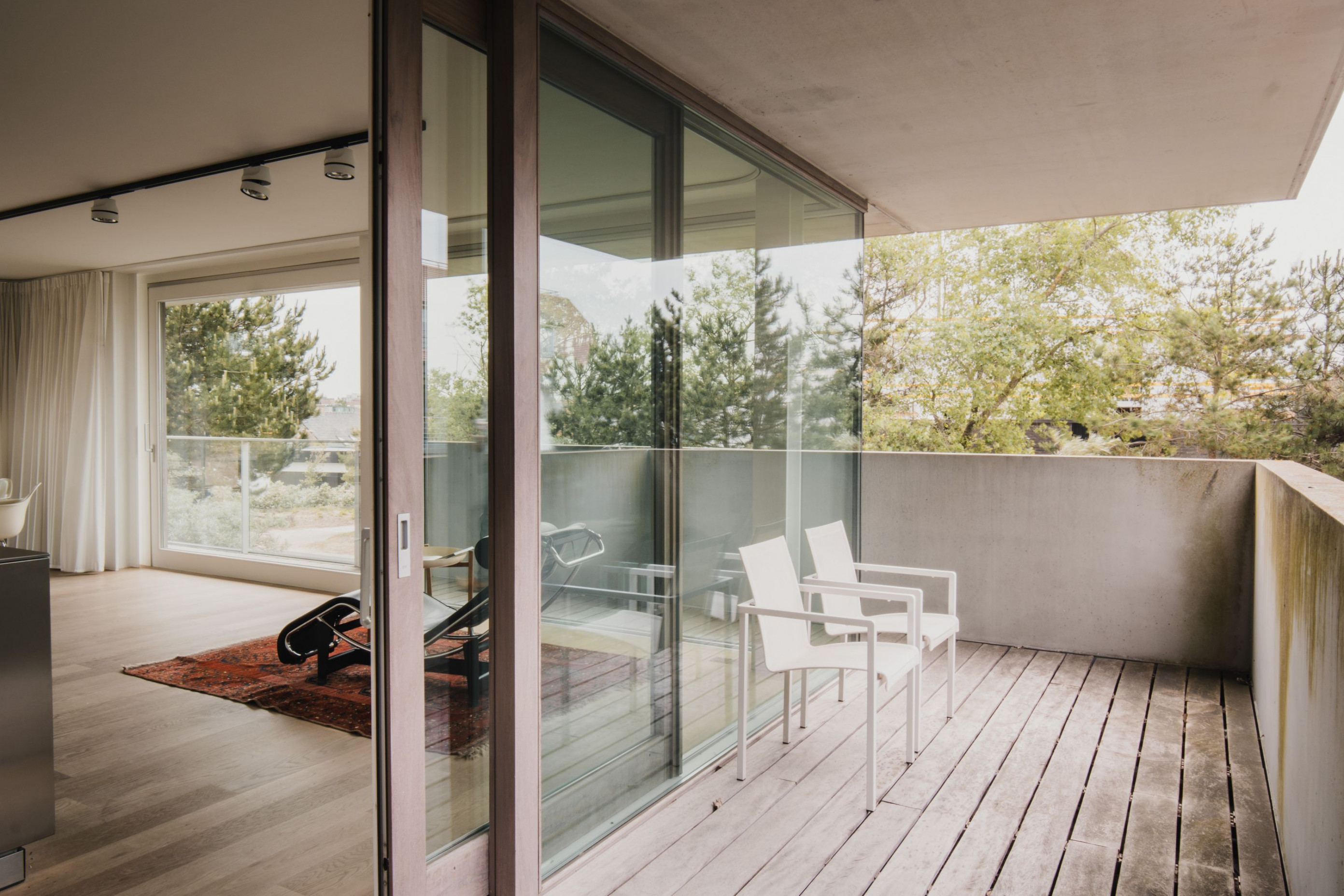 Duinappartement - Arne Jacobsen - Pic by Dayo Clinckspoor2