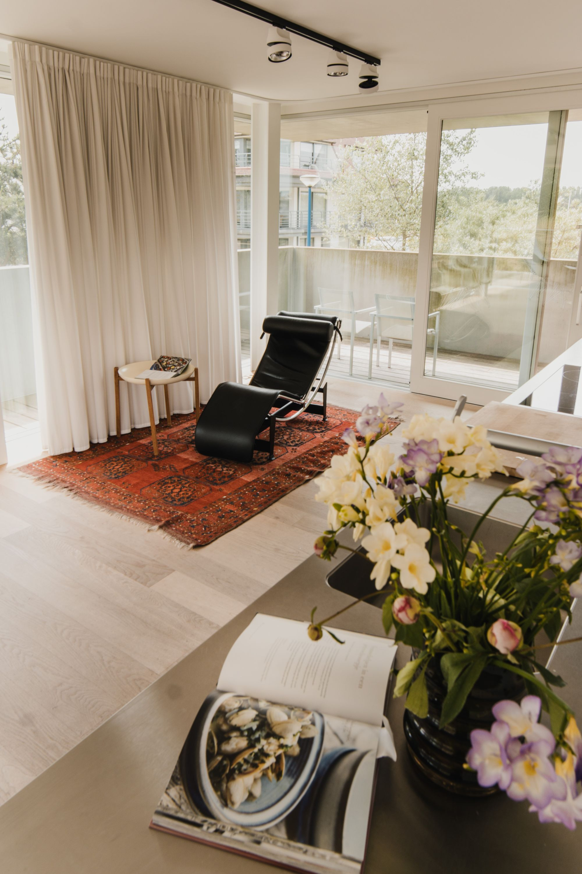 Duinappartement - Arne Jacobsen - Pic by Dayo Clinckspoor33