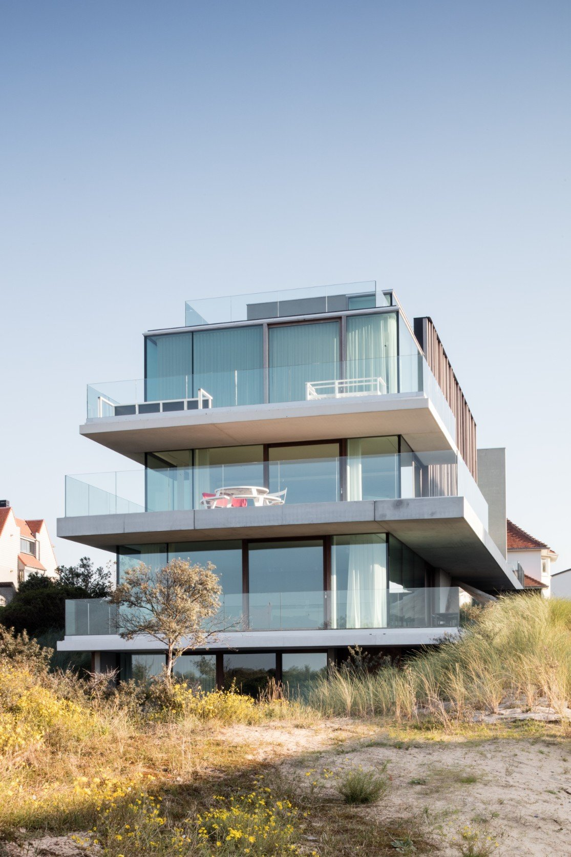 Rietveldprojects-Residence-ON-appartement-design-architectuur-kust-tvdv10