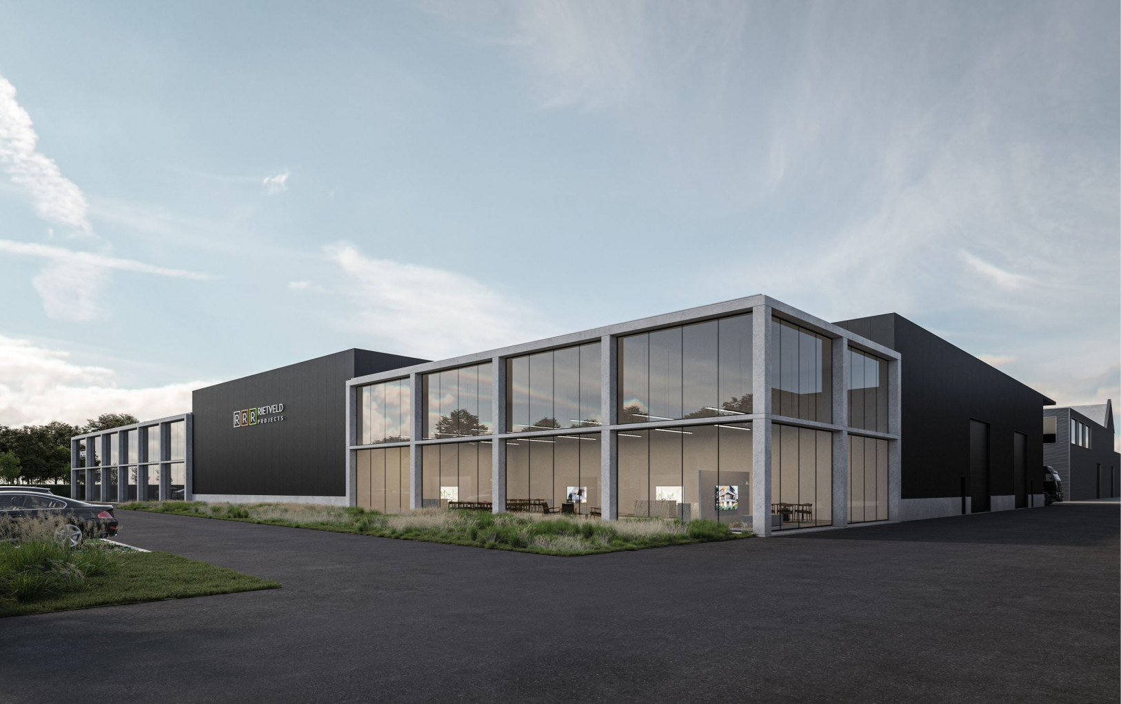 Rietveld Warehouses - Zedelgem Kuilputstraat 2