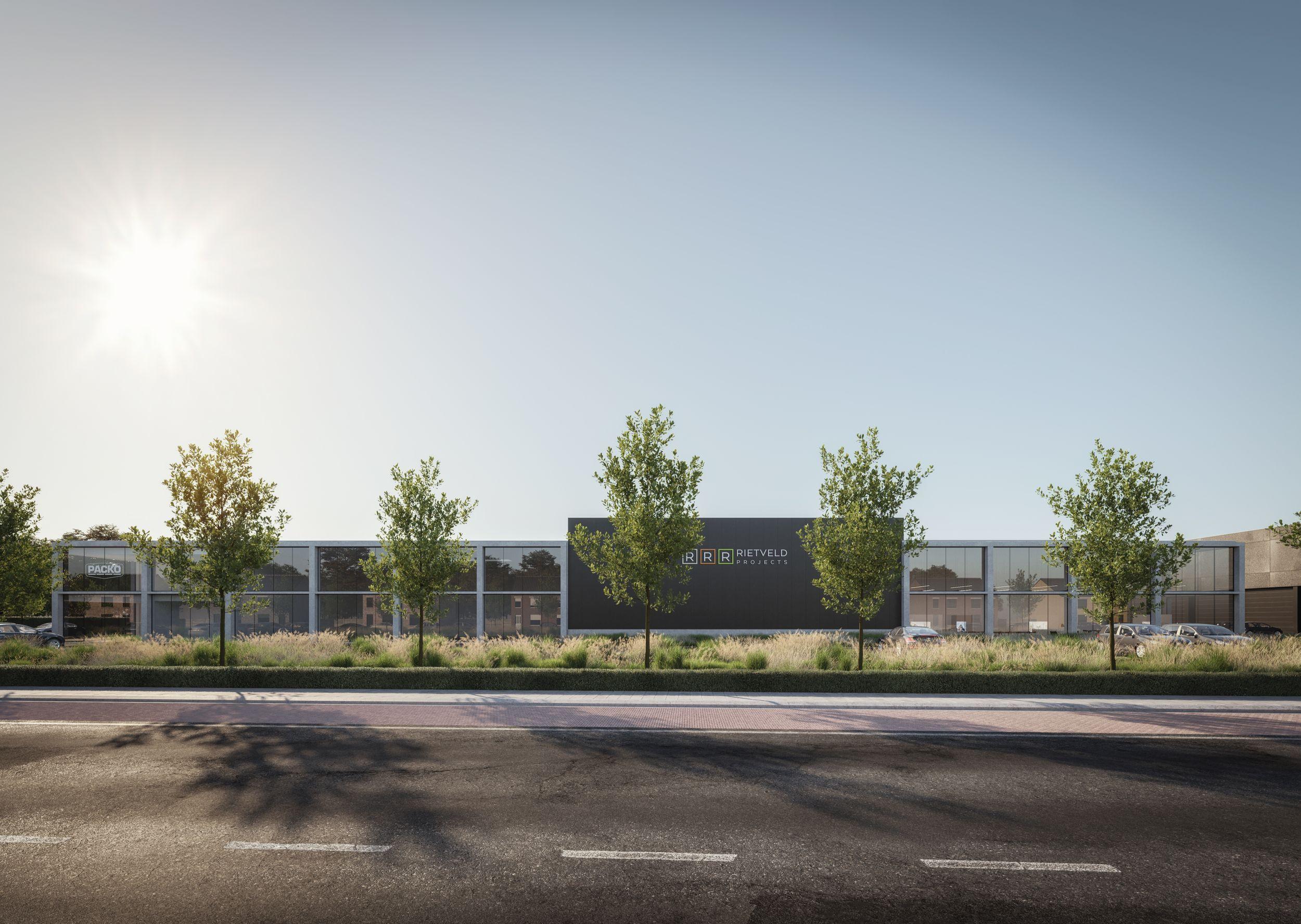Rietveld Warehouses - Zedelgem Kuilputstraat 3