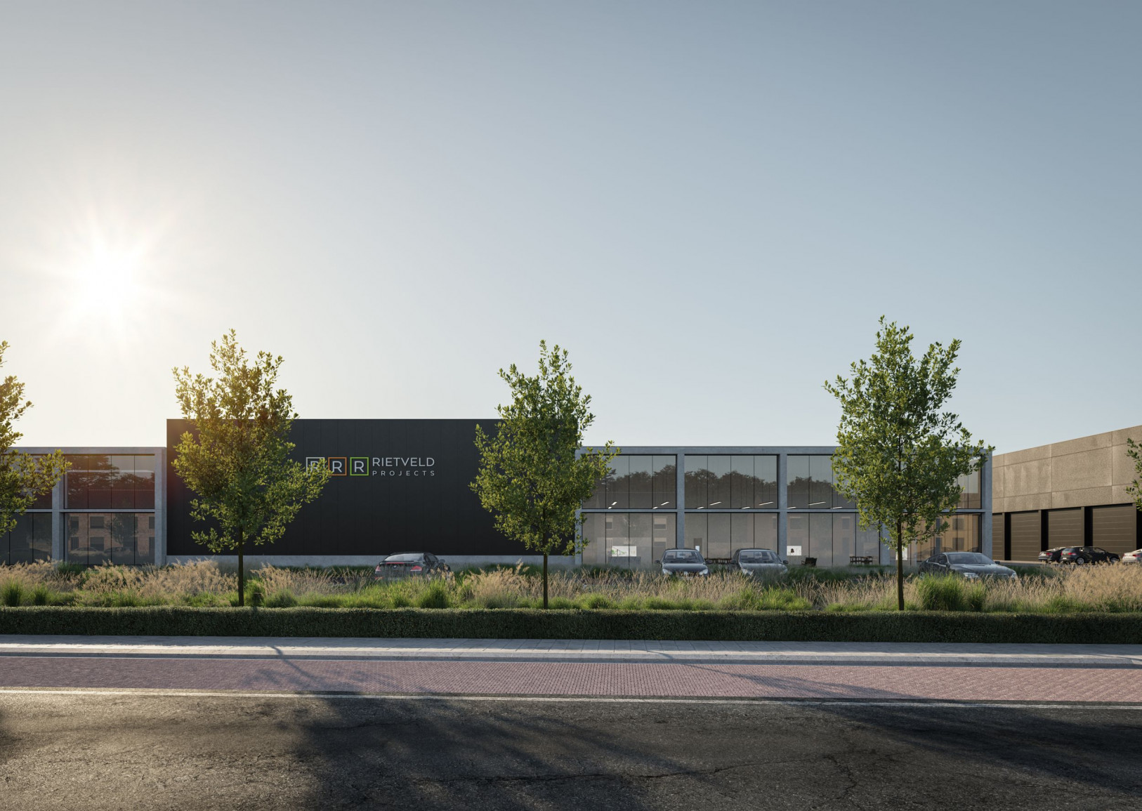 Rietveld Warehouses - Zedelgem Kuilputstraat 4