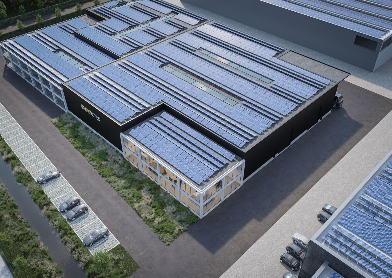 Rietveld Warehouses - Zedelgem Kuilputstraat 5