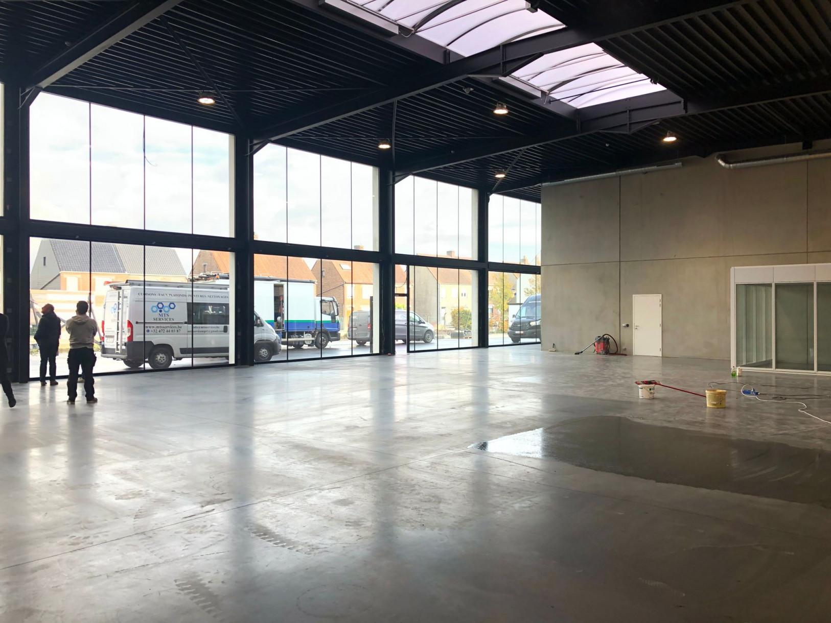 Rietveld Warehouses - Zedelgem Kuilputstraat PACKO NV (Royal Reesink Group)1