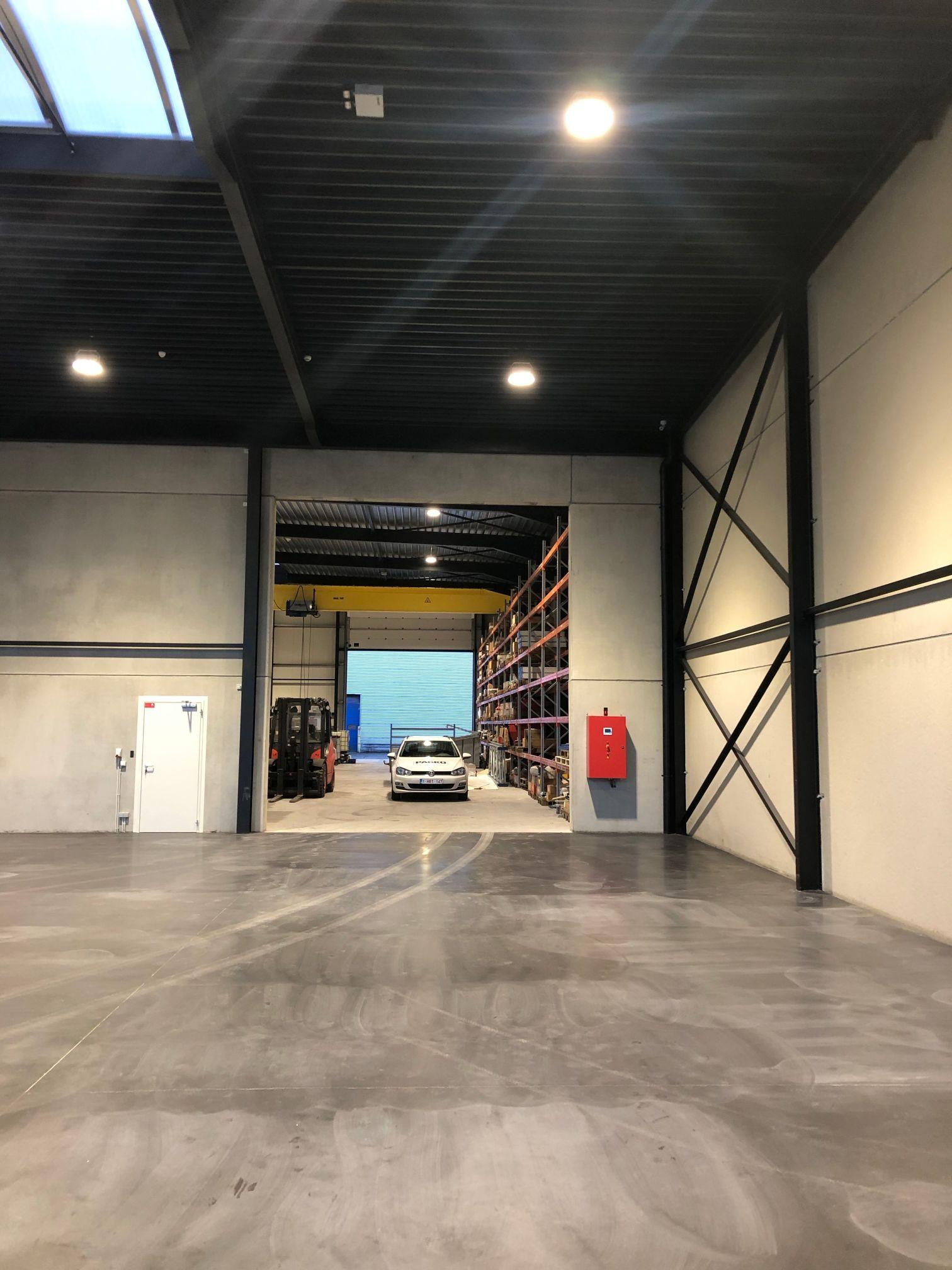 Rietveld Warehouses - Zedelgem Kuilputstraat PACKO NV (Royal Reesink Group)3