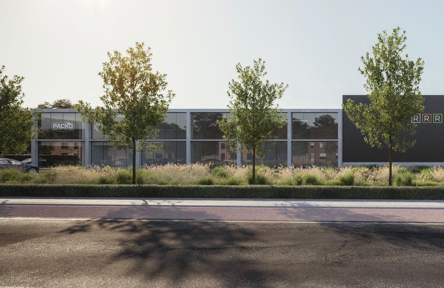 Rietveld Warehouses II