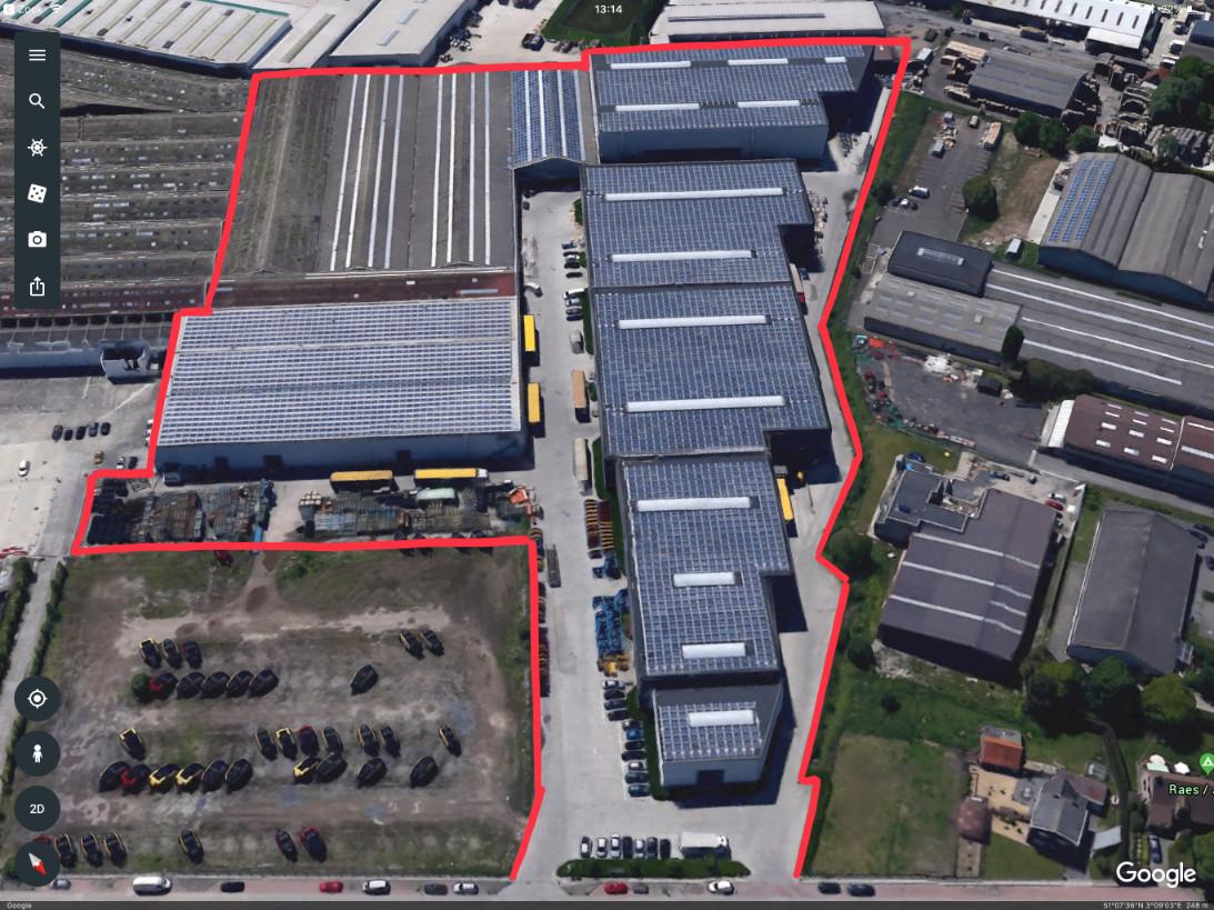 Rietveld Warehouses I