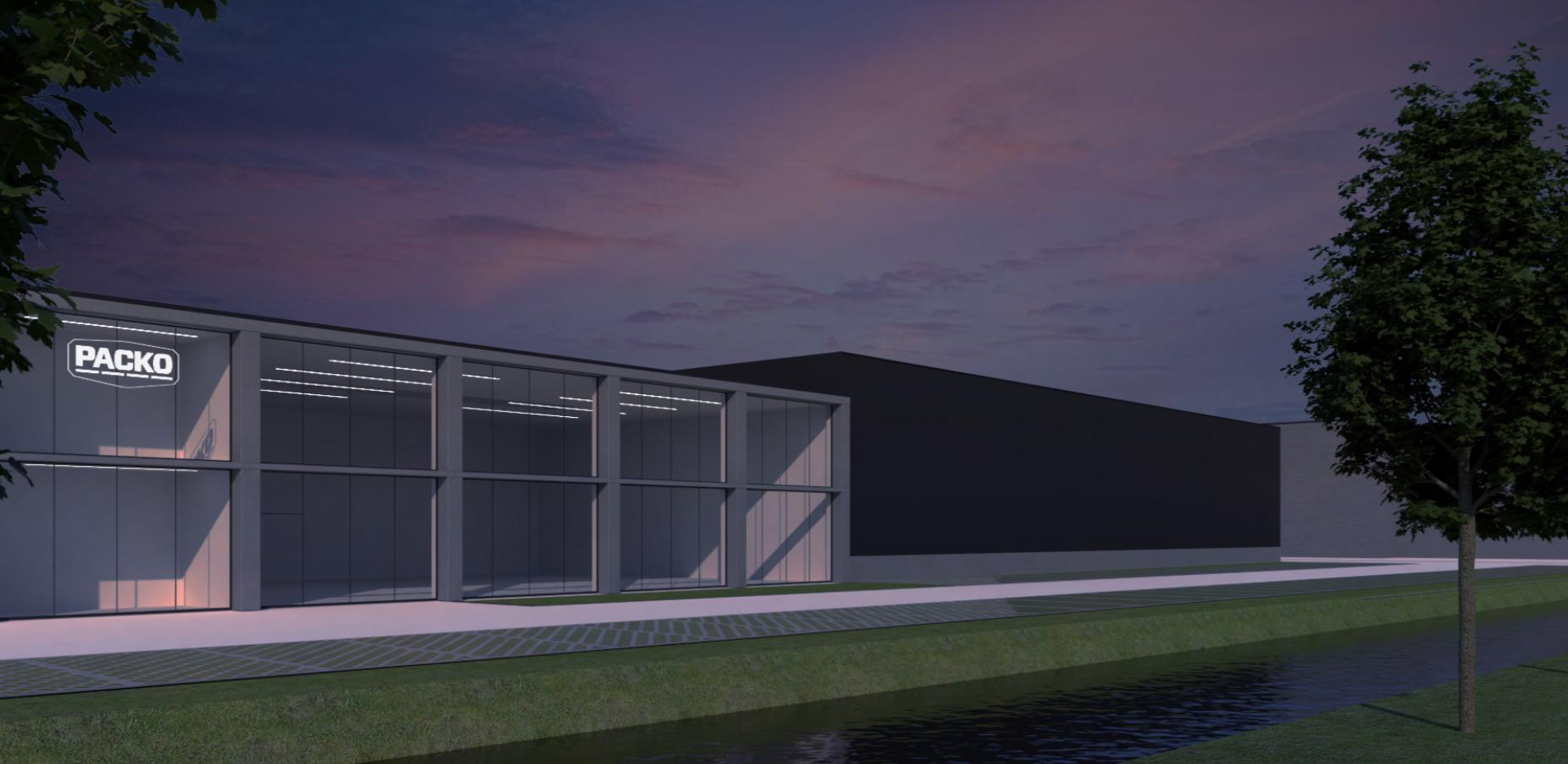 Rietveldwarehouses - Zedelgem 18