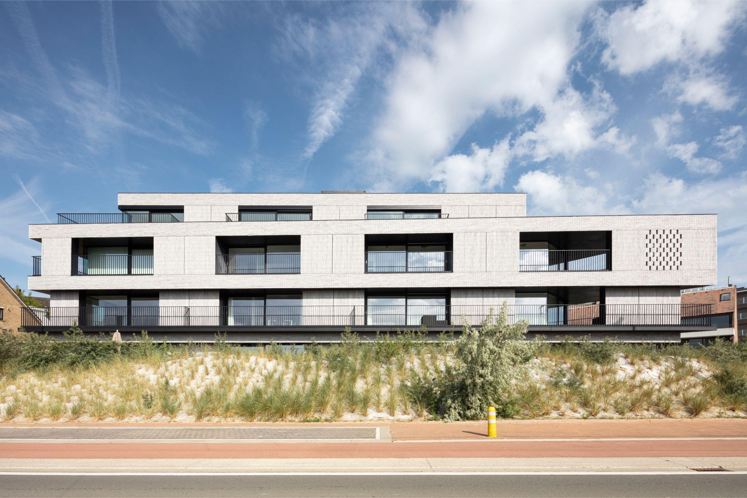 Pierre Paulin - Rietveldprojects - Sint-Idesbald - Tvdv11