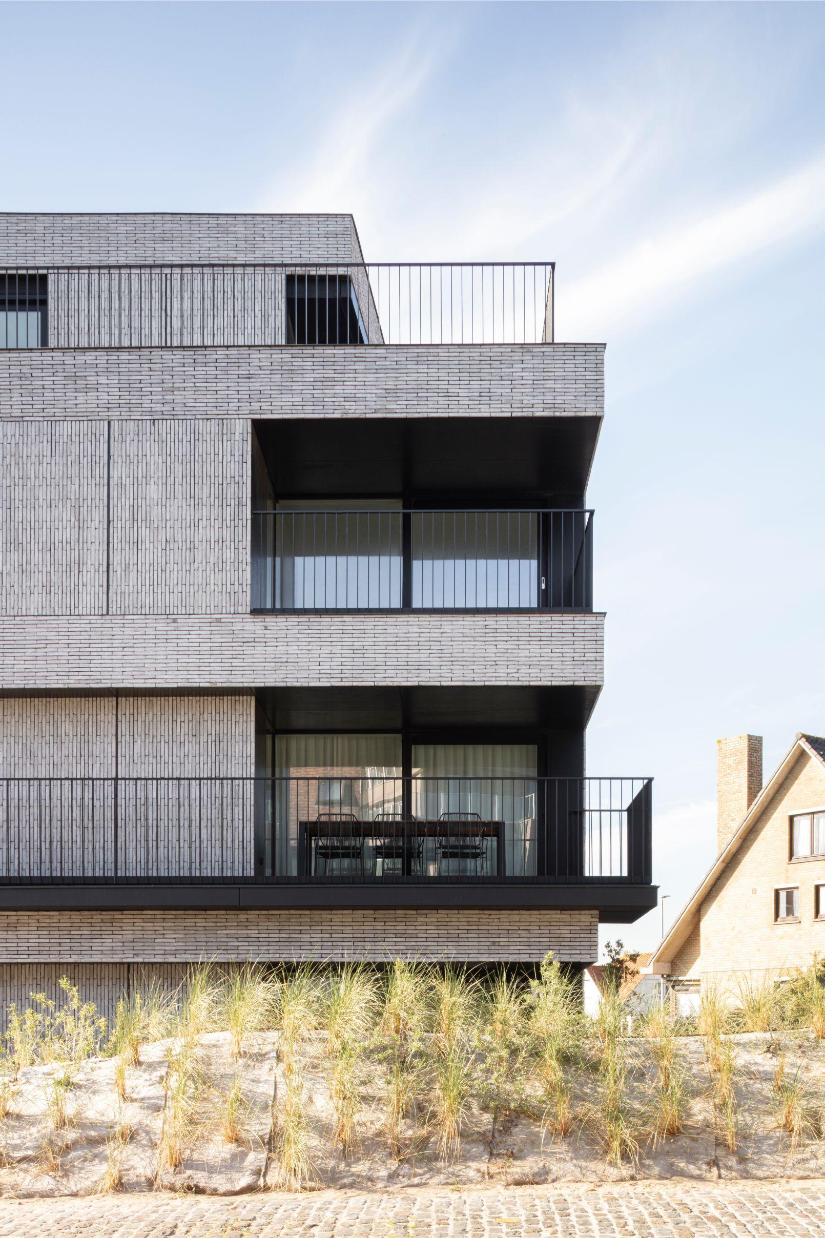 Pierre Paulin - Rietveldprojects - Sint-Idesbald - Tvdv1