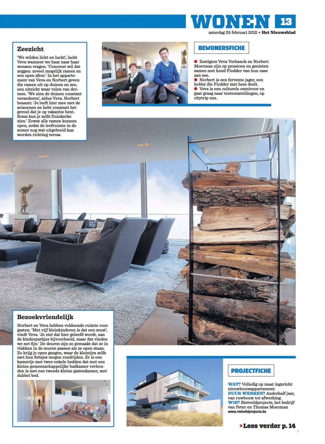 Het nieuwblad - Interieur 2