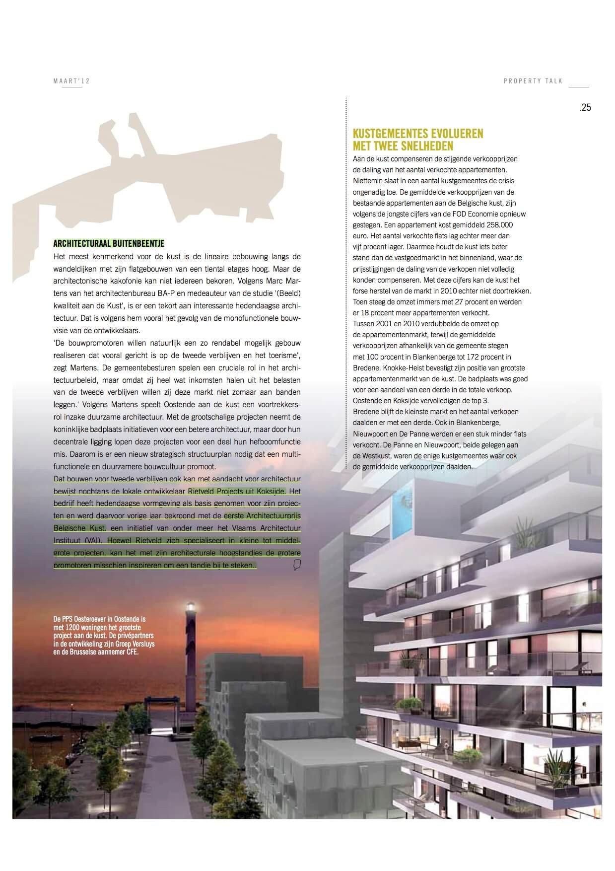 Property Talk - Rietveldprojects 2