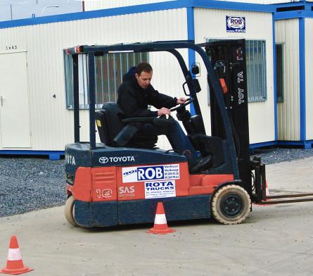 Rob Trainingen
