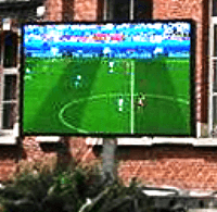Led-scherm