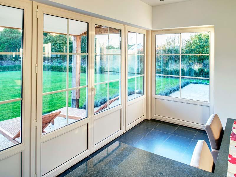 PVC ramen & deuren