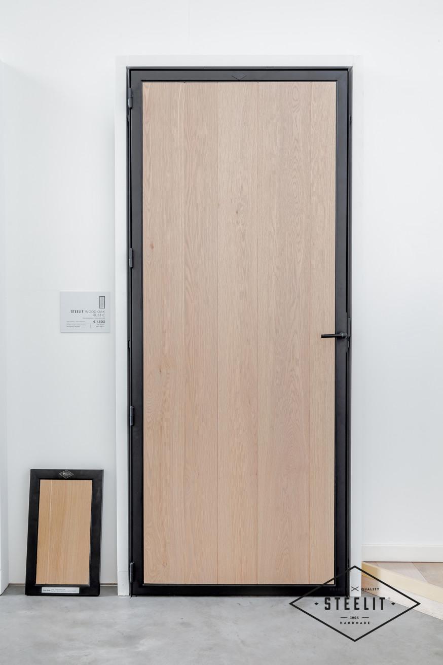 Steelit Wood oak Rustic Olie verweerde