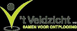 't Veldzicht logo