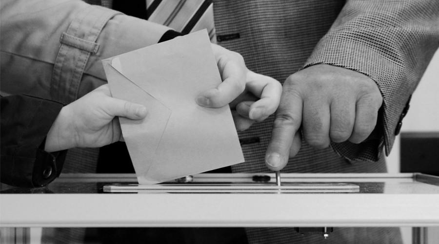 Stemmen tellen blog
