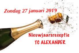 nieuwjaarsreceptie jan 2019