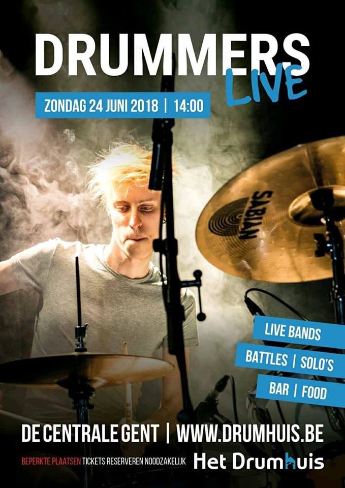 Affiche Drummers Live.jpg
