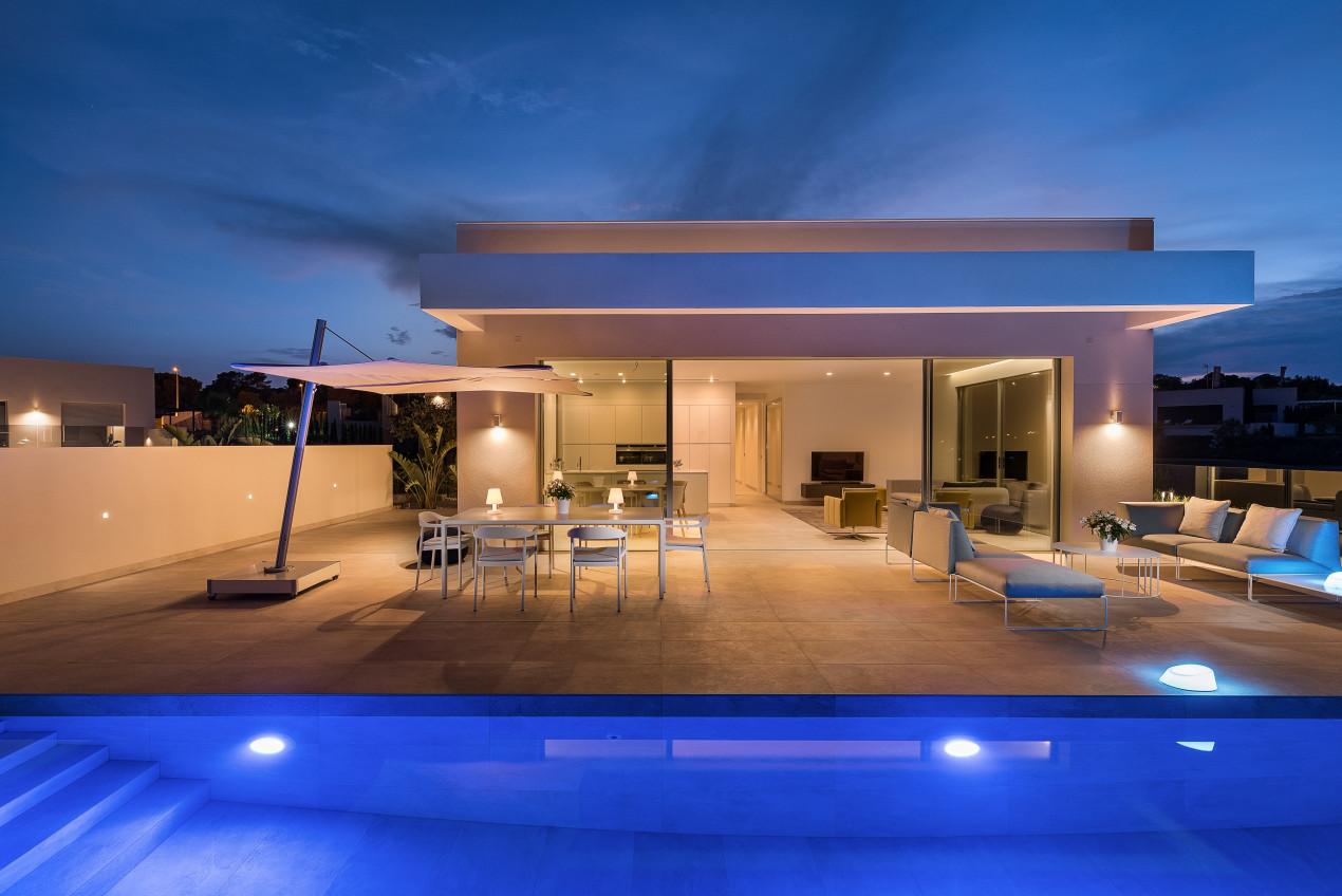 Spectra zweefparasol Hip Estates Las Colinas Spanje