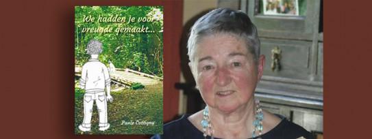 Paule Cottigny - boek banner