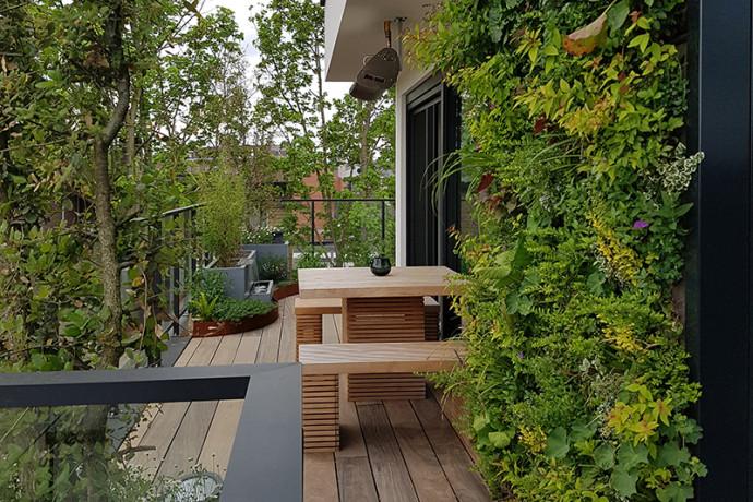 Daktuinen | Tuinen Vanallemeersch-Deraedt
