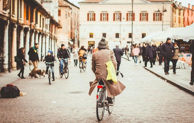 Dronken fietsen is strafbaar