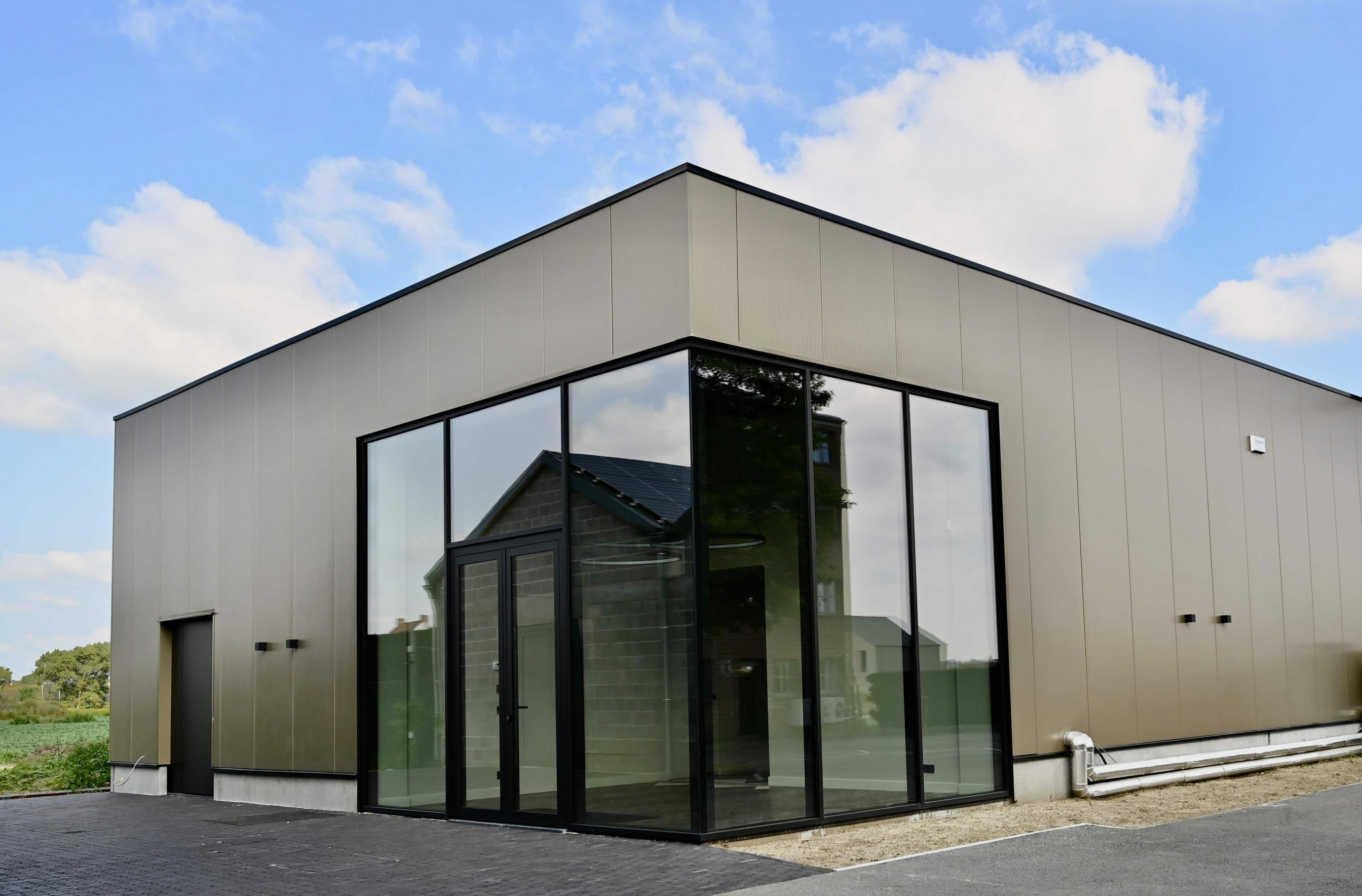 Polyvalent gebouw Titeca - Roeselare