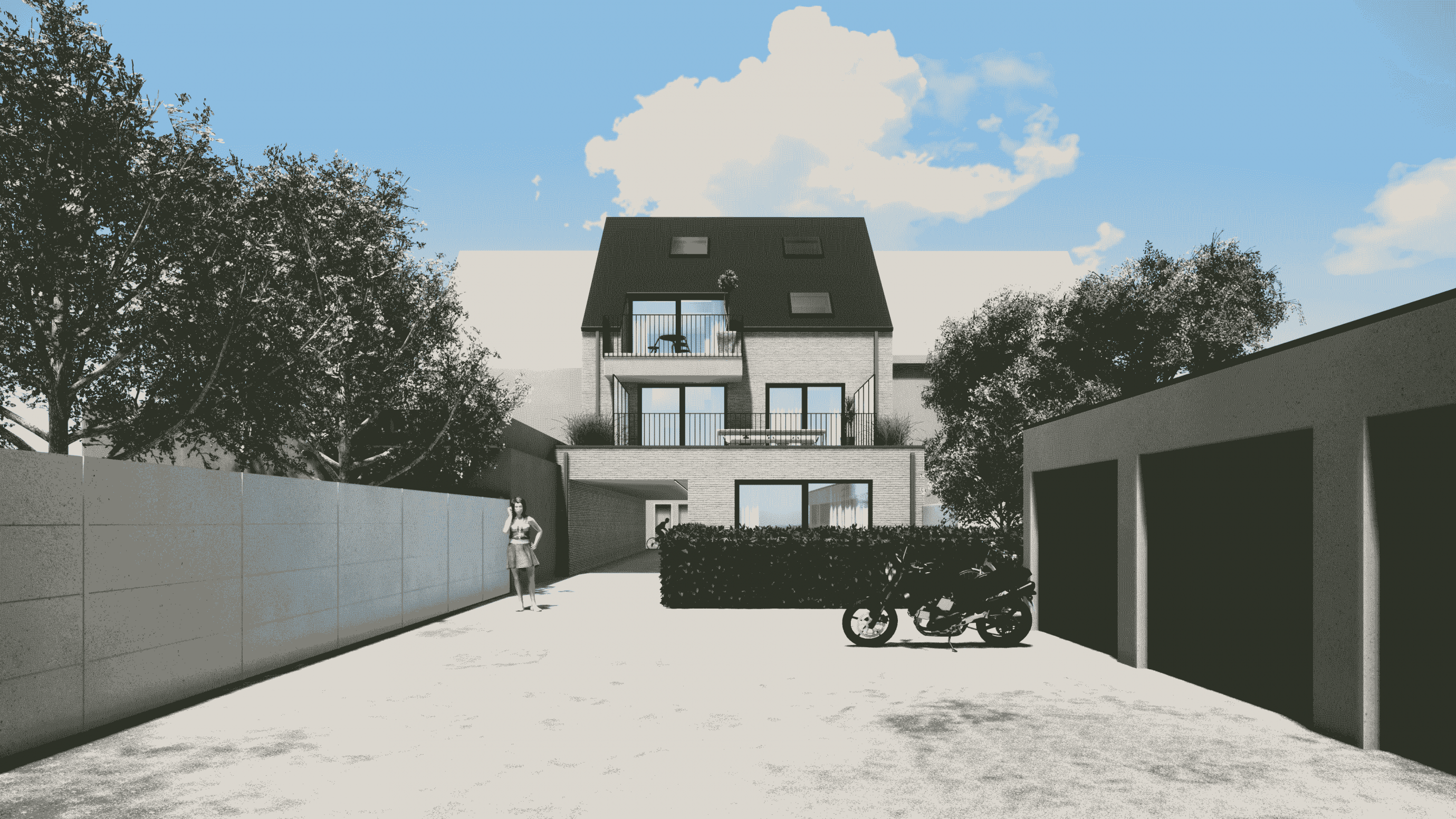 bt-projects appartementen Roeselare - Roeselare