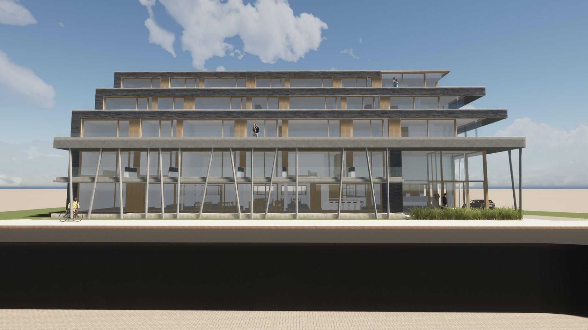 Hotel te Nieuwpoort - Nieuwpoort