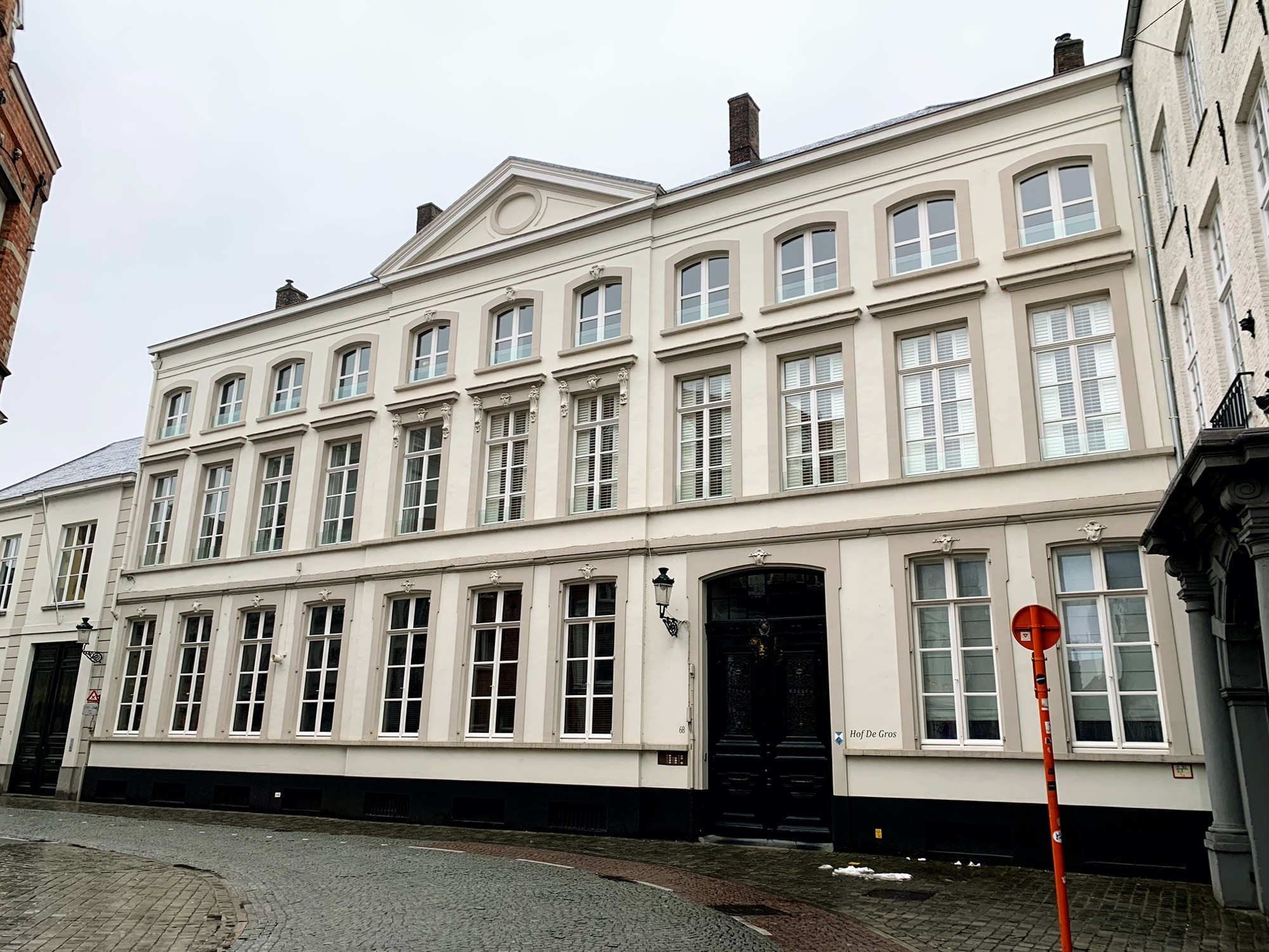 Hof De Gros Brugge - Brugge