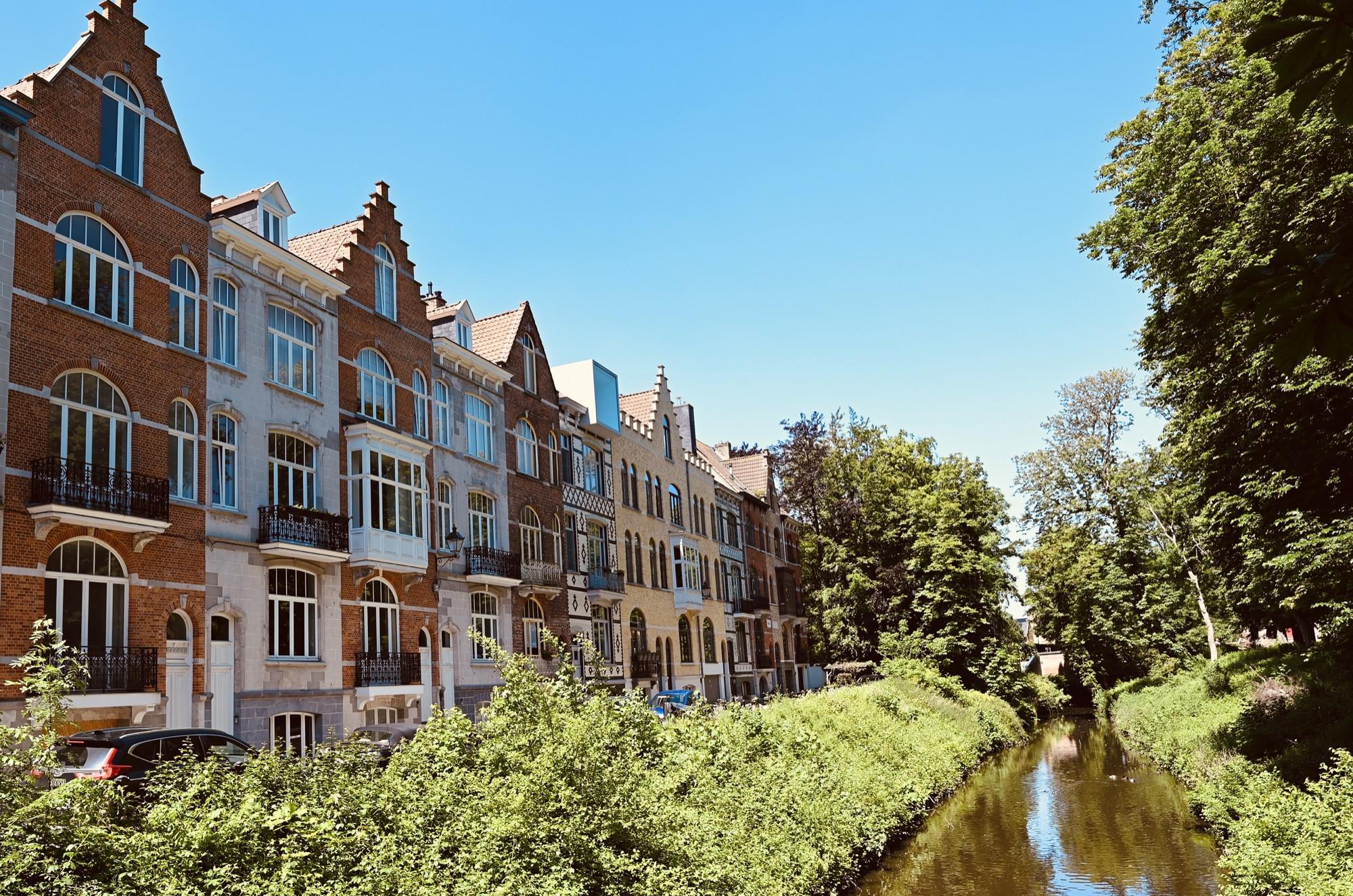 Singel Brugge - Brugge