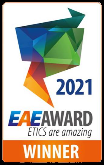 Willco Products lauréat d'une prestigieuse récompense européenne ! EAE winner_label