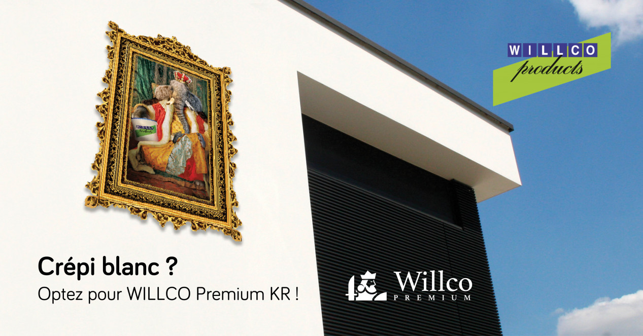 Crépi blanc ? Optez pour WILLCO Premium KR ! Willco_20200929_wittecrepi_FR.jpg