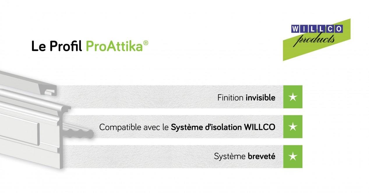 Découvrez le Profil ProAttika® WILLCO : le profil de rive de toit invisible Willco_Attika_02_FB_FR3